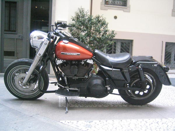 Road King Bobber http://www.threepercenters.it/wp/?p=1534